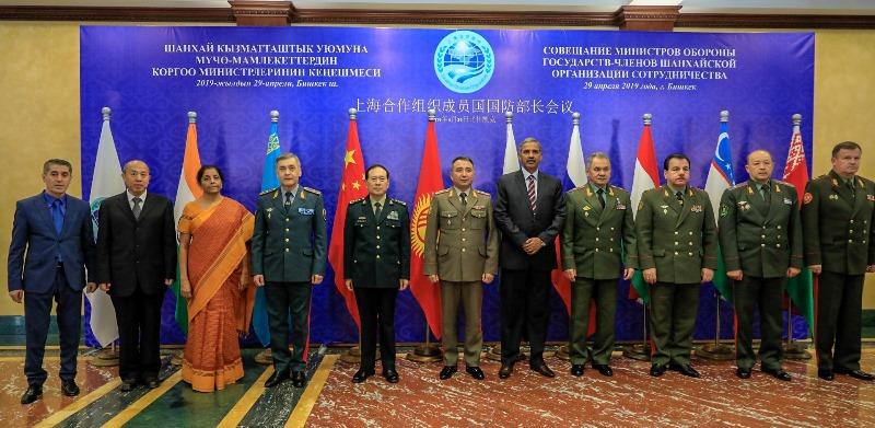 Nurlan Yermekbayev partakes in SCO Defense Ministers' Meeting