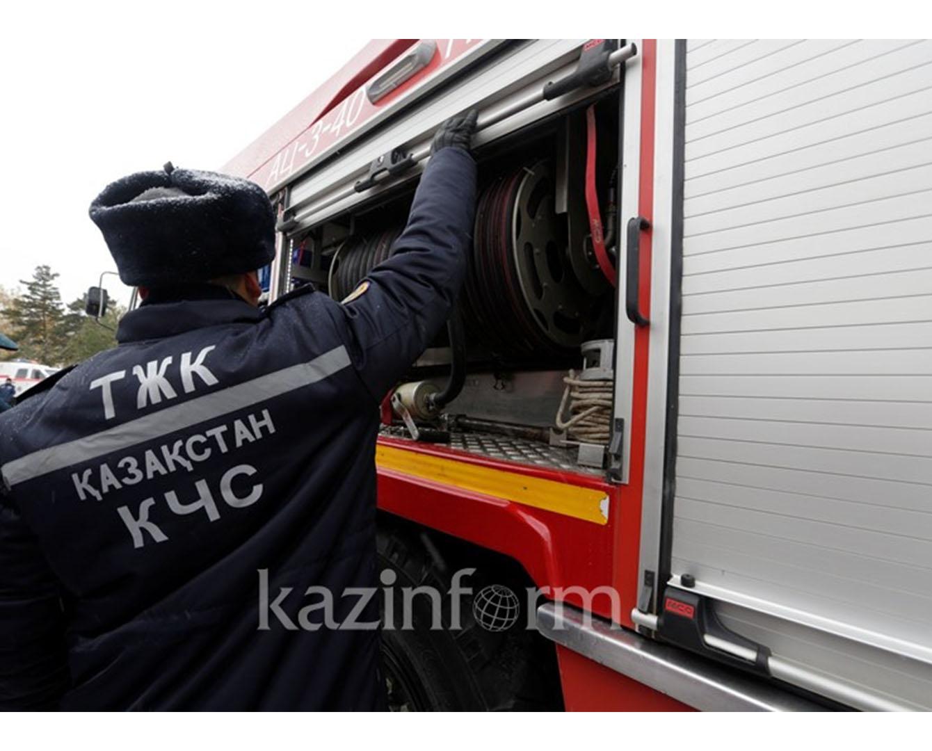 В Нур-Султане спасатели переходят на усиленный режим