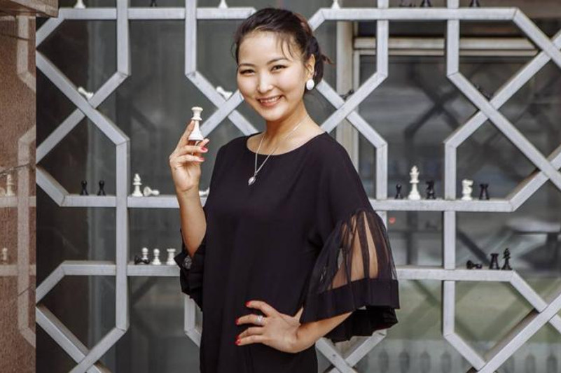 纳赫巴耶娃第七次赢得国际象棋全国冠军
