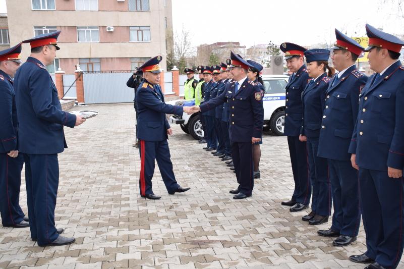 Подразделения туристской полиции заработали в Акмолинской области