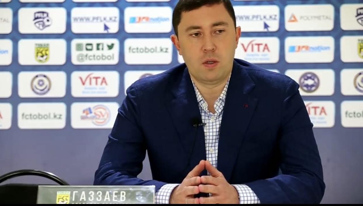 Главный тренер костанайского «Тобола» рассказал о состоянии двух отравившихся футболистов