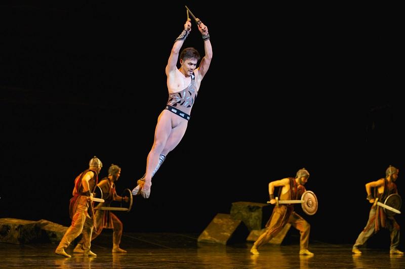 Героический балет «Спартак» представит к 7 мая «Астана опера»