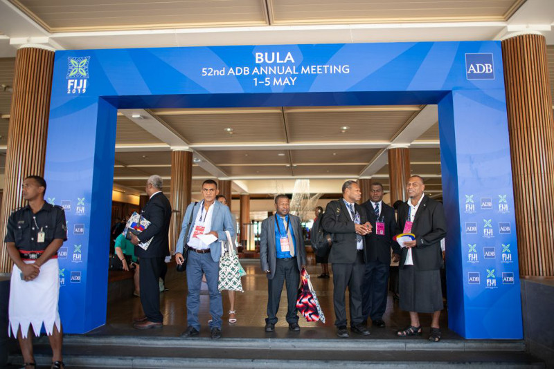 Delegates gather for ADB's 52nd Annual Meeting