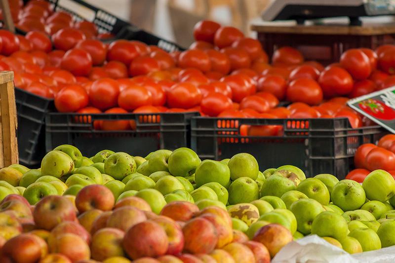 哈萨克斯坦蔬菜和水果价格下降