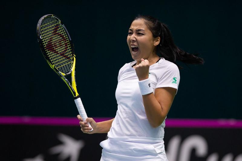 日本岐阜ITF巡回赛:扎丽娜•迪亚斯夺冠
