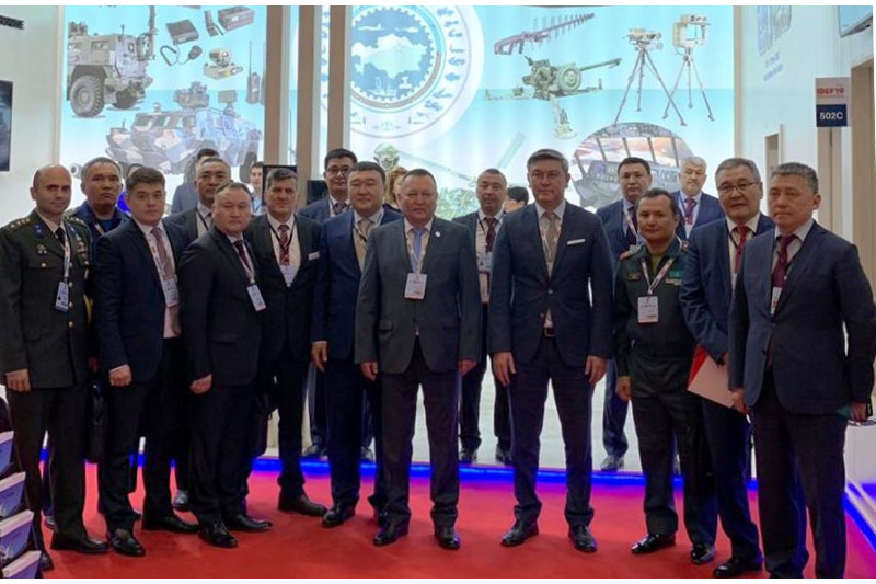 Kazakhstan to supply military equipment to Turkey