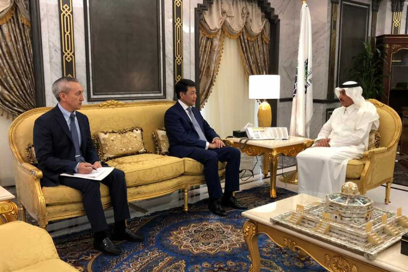 哈萨克斯坦与伊斯兰合作开发银行继续扩大双边合作