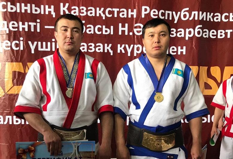 Определились имена двух палуанов от Карагандинской области на «Қазақстан барысы-2019»