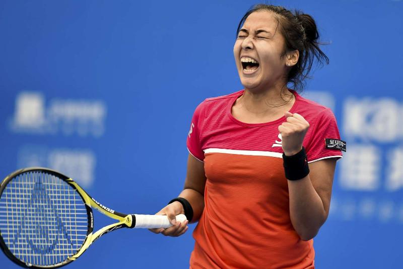 网球:迪亚斯晋级日本岐阜ITF巡回赛决赛
