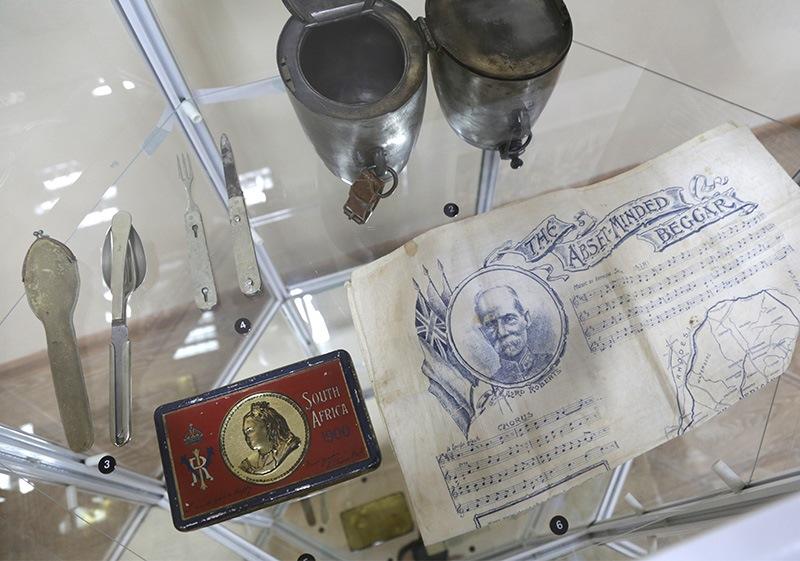 Уникальные военные артефакты из Швеции привезли в Караганду