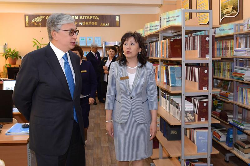 视频:哈萨克斯坦总统一周工作回顾