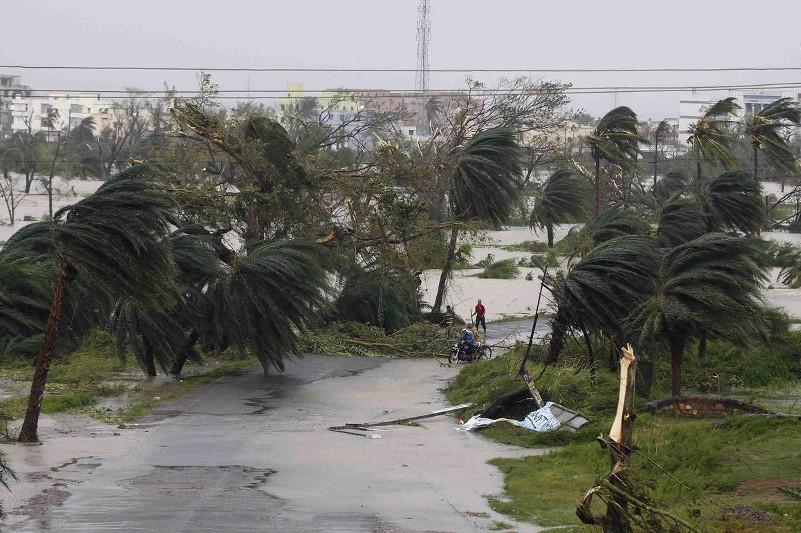 外交部:印度飓风期间无哈萨克斯坦公民受损伤