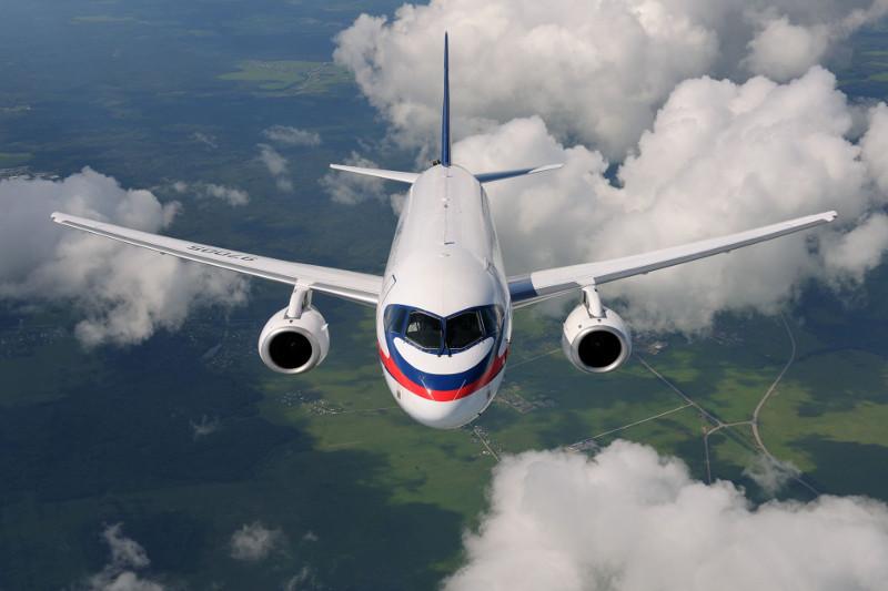 哈萨克斯坦民航运输中并未使用苏霍伊100客机