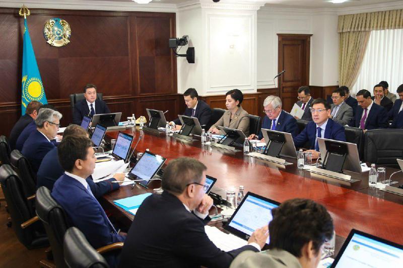 Аскар Мамин: ГЧП - важный источник привлечения частных инвестиций в инфраструктурные и соцпроекты