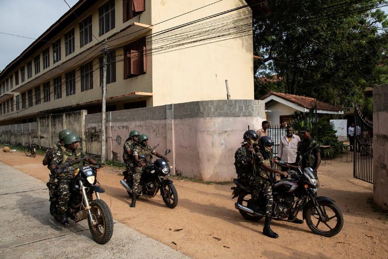 斯里兰卡连环爆炸案嫌疑人均已被捕或身亡