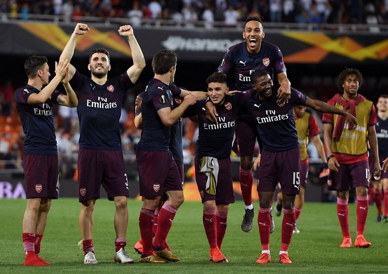 Футболдан Еуропа лигасы: Финалда «Челси» мен «Арсенал» кездеседі