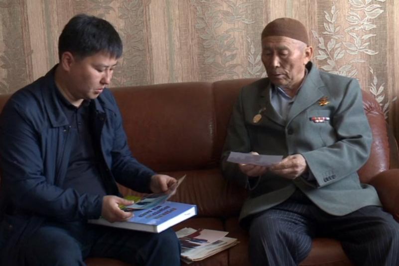 В Кызылординской области проживает участник Вьетнамской войны