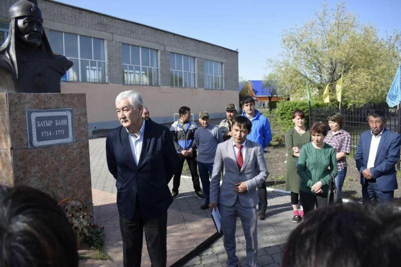 Кандидат в Президенты Амиржан Косанов провел встречу с населением в Северном Казахстане