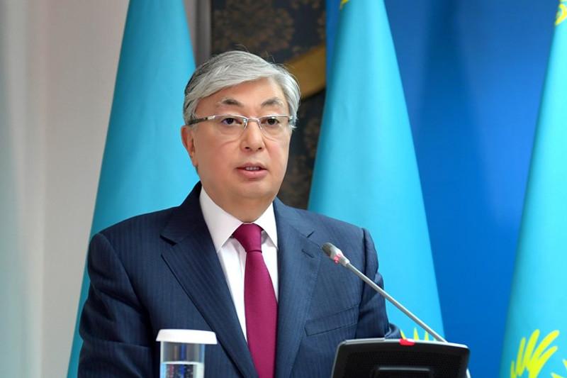 Касым-Жомарт Токаев провел совещание с членами своего штаба