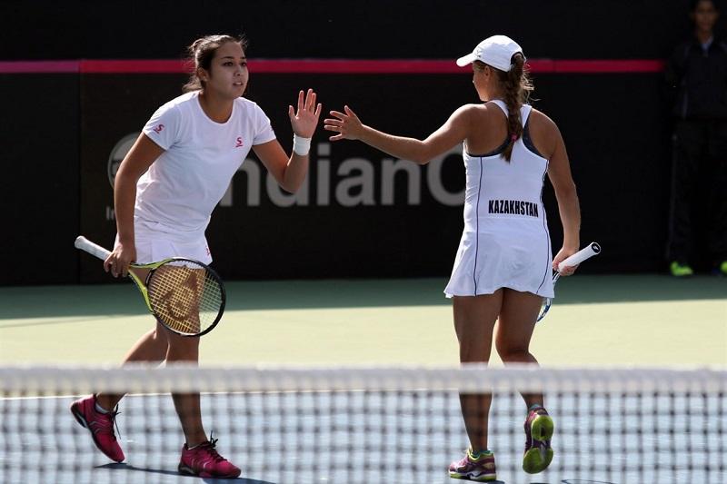 Kazakhstani ladies up in WTA rankings