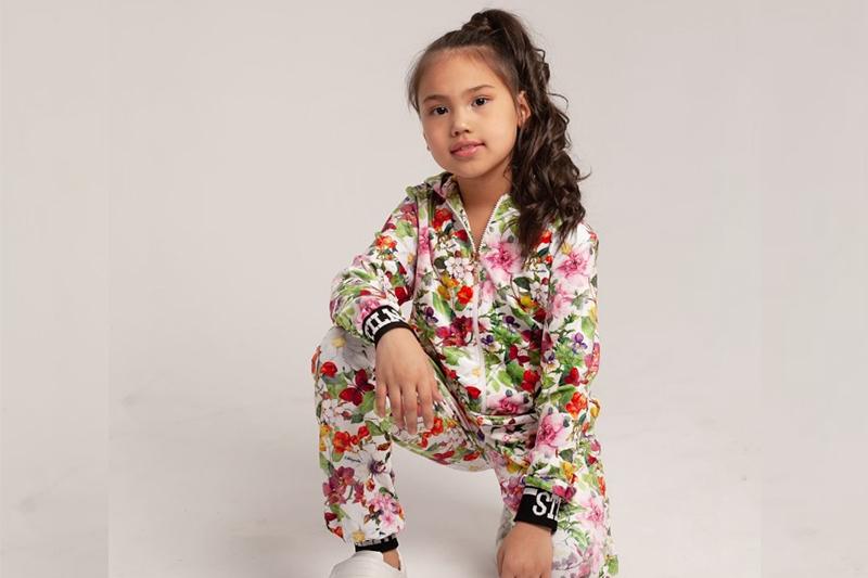 9-летняя жительница Нур-Султана победила в международном конкурсе красоты