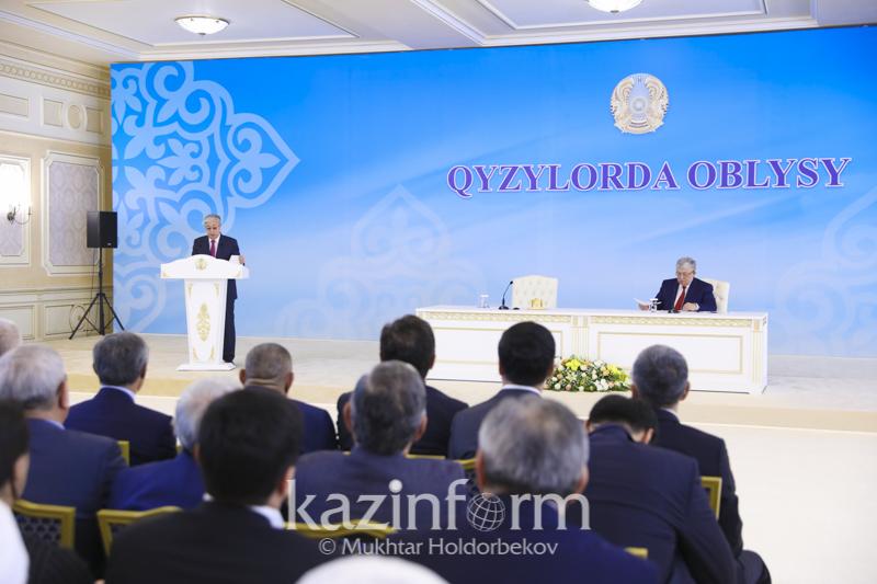 托卡耶夫总统:哈萨克斯坦将继续实行工业化政策