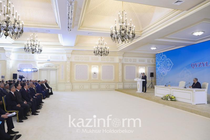 总统要求尽快在拜科努尔建立一个经济特区
