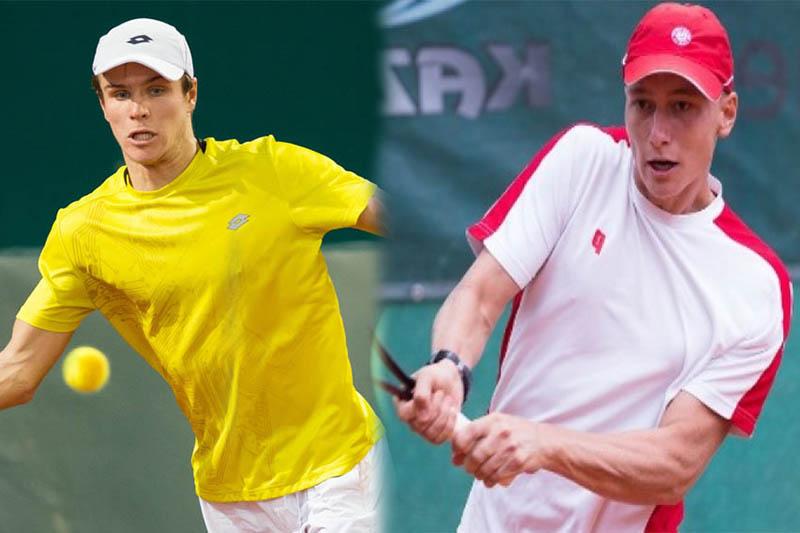 Теннис: Попко мен Евсеев Самарқан турнирінің үшінші айналымына шықты
