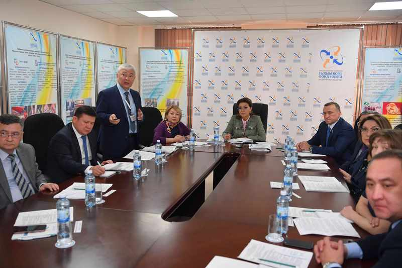 Дарига Назарбаева: Фонд науки должен стать полноценным инвестором