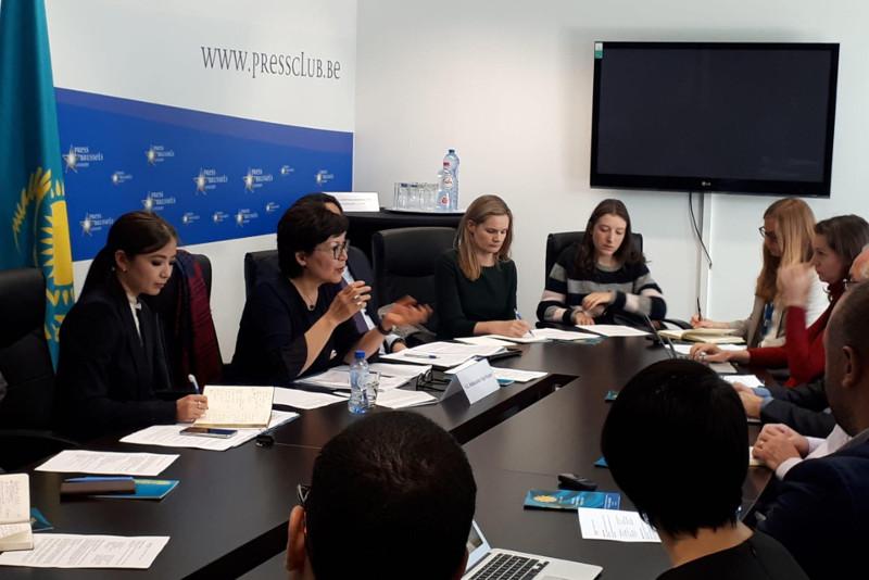 О предстоящих президентских выборах в Казахстане рассказали в Брюсселе