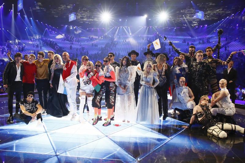 Первых финалистов Eurovision-2019 определили в Тель-Авиве