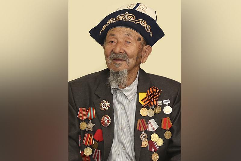 Имя последнего ветерана войны увековечили в Байконуре