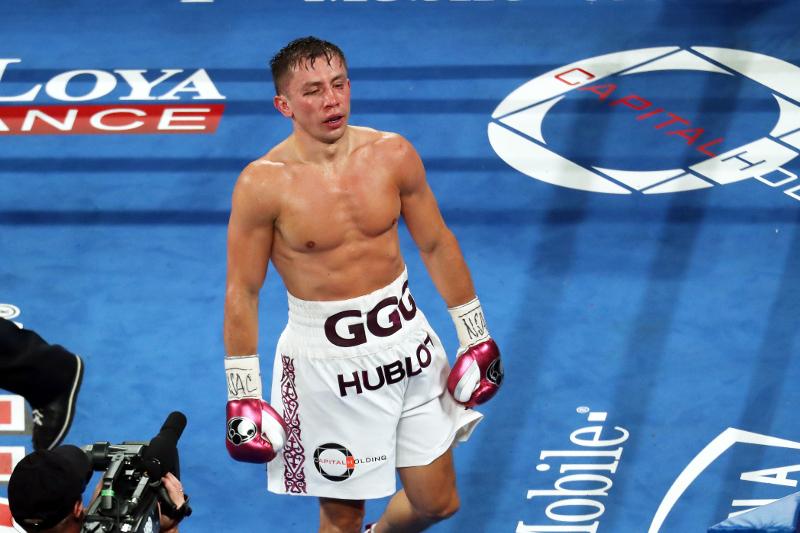 Головкин не изменил положения в десятке лучших боксеров P4P