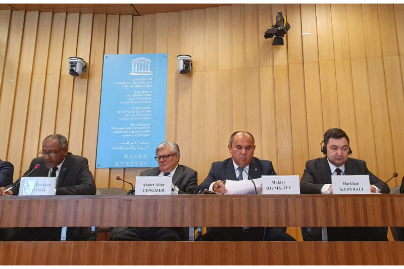 国际突厥学院在巴黎举行关于伟大草原文化遗产论坛