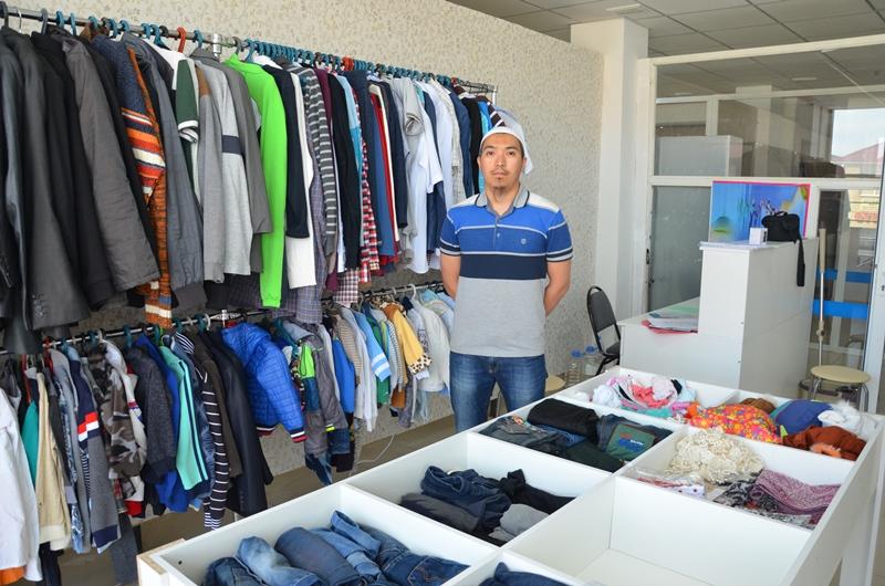 Фонд помощи нуждающимся открыл предприниматель в Атырау