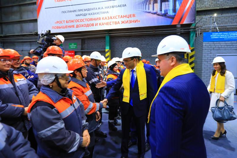 Қасым-Жомарт Тоқаев штабының мүшелері Павлодар облысында болды