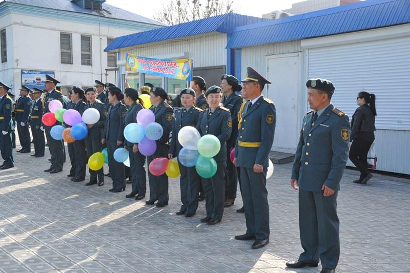 В воинские части Сухопутных войск прибывает молодое пополнение