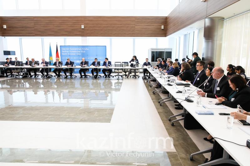 Свыше 85% объема внешней торговли Германии в Центральной Азии приходится на Казахстан