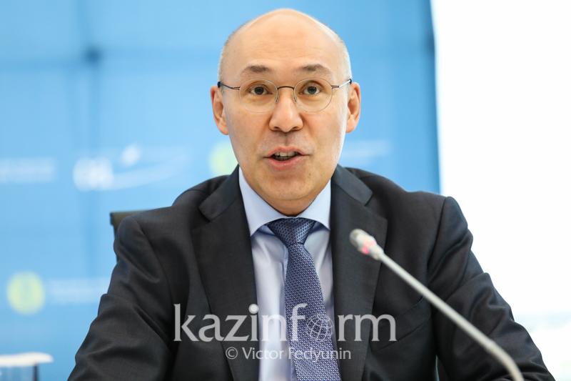 Кайрат Келимбетов обозначил приоритеты сотрудничества с Германией