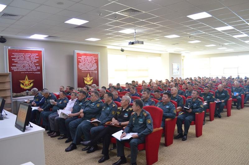 В Национальном университете обороны началась итоговая аттестация магистрантов