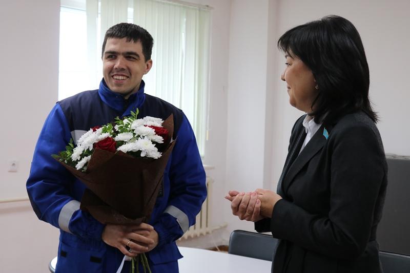 Профессиональные династии поздравили в Павлодаре с Днём семьи