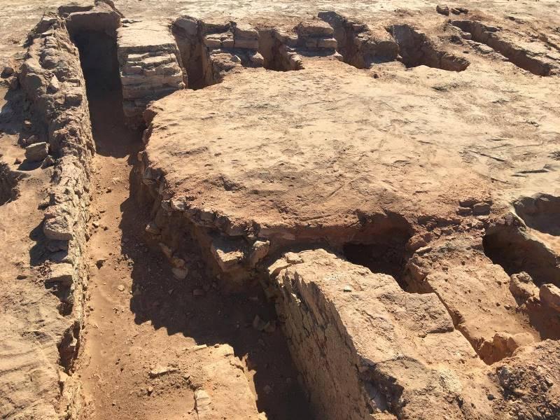 Начались археологические раскопки в городище Кышкала в Кызылординской области