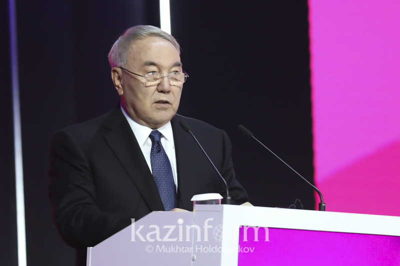 Nazarbayev suggests building robust global architecture based on three dialogues