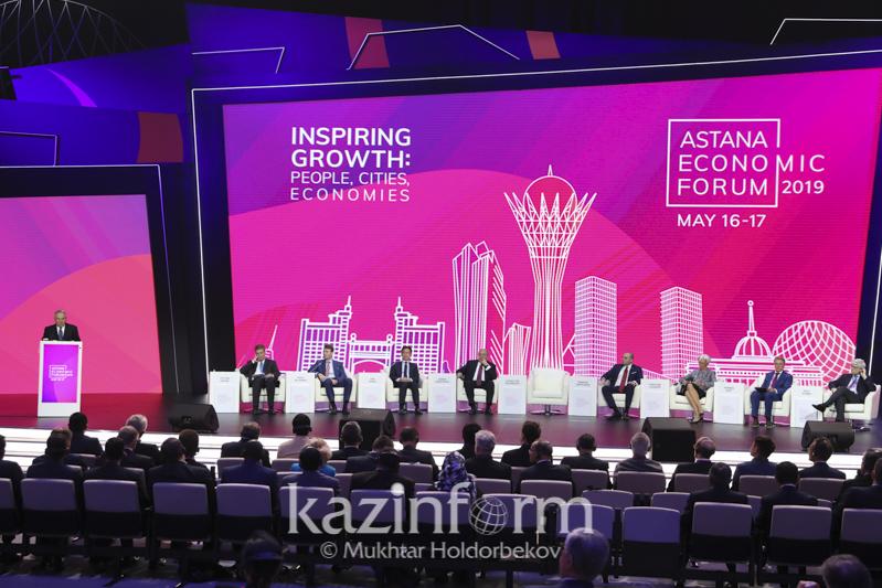 Labor efficiency becomes key economic development driver, Nursultan Nazarbayev