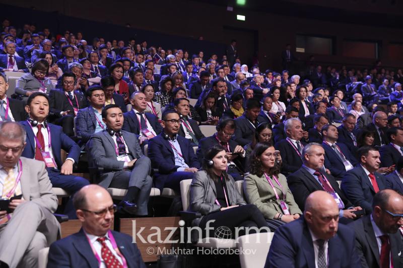 Адамзаттың үйлесімді дамуын қамтамасыз ету керек - Қытайдың вице-премьері