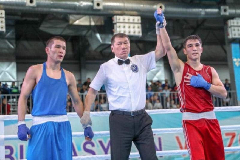 Армейские боксеры завоевали медали на республиканской спартакиаде по боксу