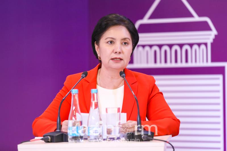 За счет чего планируется обеспечить рост экономики РК, рассказала Гульшара Абдыкаликова