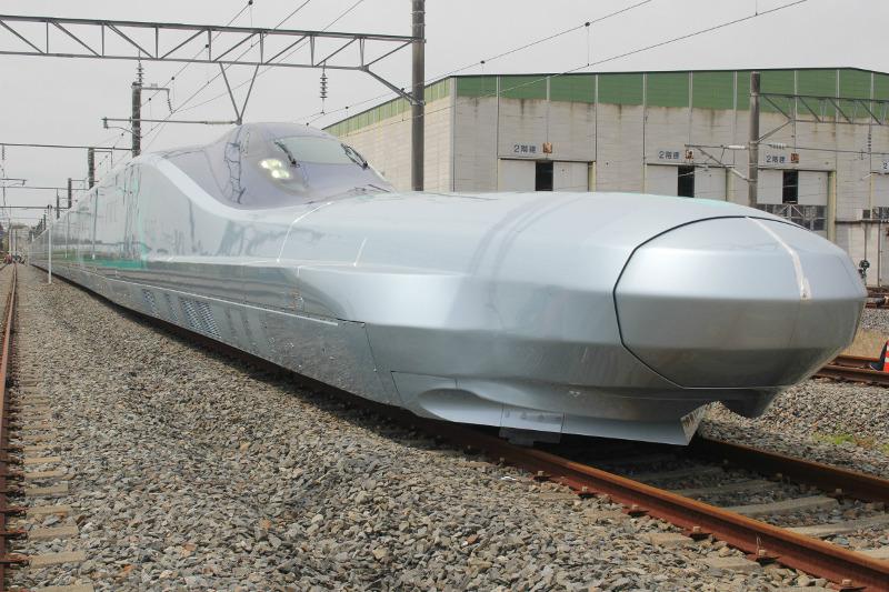 日本下一代新干线试运行 力争提速至360公里