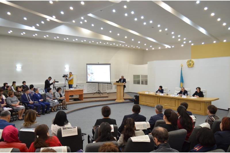 В Акмолинской области проходит обучение преподавателей языковых центров