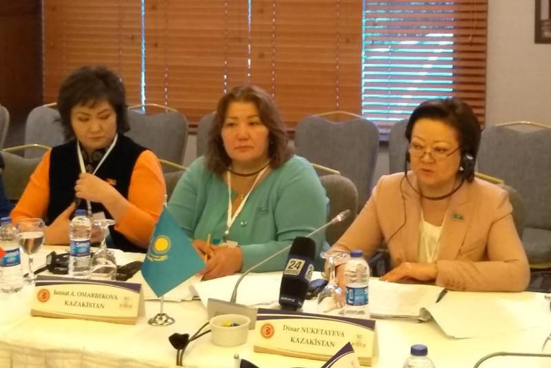 Парламент депутаттары ТүркПА  комиссиясының жетінші отырысына қатысты